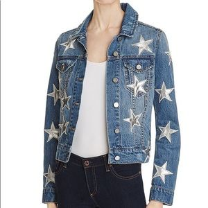 Bagatelle Star Patches Denim Jacket